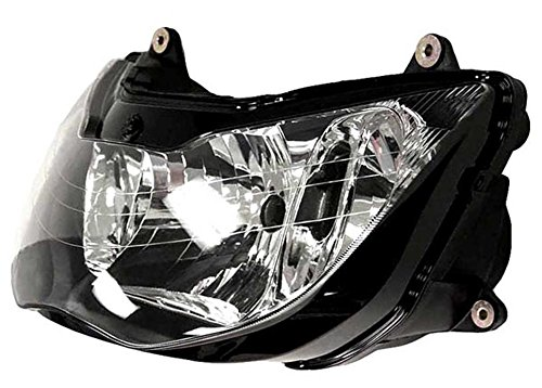 Honda Headlight Adjustment - Sportbike Headlights SHL-1028-5 Motorcycle Headlight for HONDA CBR 929RR, 1 Pack