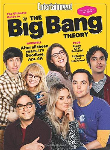 Entertainment Weekly The Ultimate Guide to The Big Bang Theory (Big Bang Theory Wall Art)