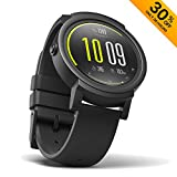 Ticwatch E most comfortable Smartwatch Shadow 1.4 Inch OLED Display