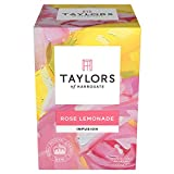 #8: Taylors of Harrogate Rose Lemonade Infusion, 20 Teabags