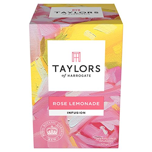 Taylors of Harrogate Rose Lemonade Infusion, 20 (Taylor Petal)