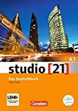 img - for Studio 21: Deutschbuch A1 MIT DVD-Rom (German Edition) by Kuhn Christina, Nielsen Laura Funk Hermann (2013-02-04) book / textbook / text book
