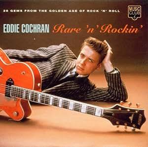 Eddie Cochran Rare Amp Rockin Amazon Com Music