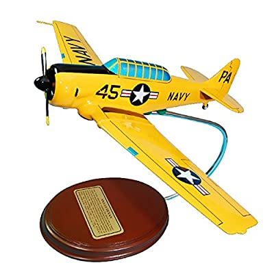 Mastercraft Collection SNJ-3/5 Texan US Navy training aircraft Model Scale:1/42