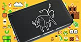 Taurus Pokemon Decal for 3ds and 3ds Xl