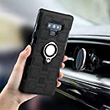 Asuwish Compatible with Samsung Galaxy Note 9 Case
