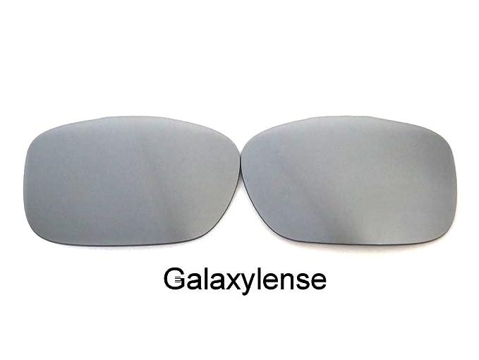 Galaxia Lentes De Repuesto Para Oakley Twoface Titanio Polarizado 100% UVAB - s, regular