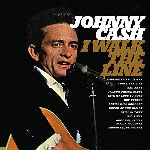 Johnny Cash - I Walk The Line (180 Gram Audiophile Translucent Gold Vinyl/limited Edition/gatefold Cover) - Zortam Music