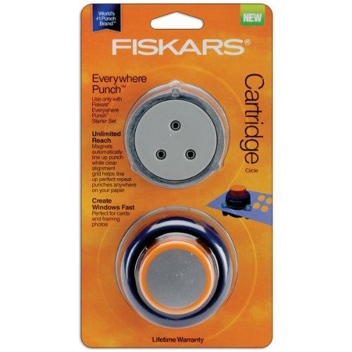 Fiskars Everywhere Punch Window System Circle Punch Design (5564)