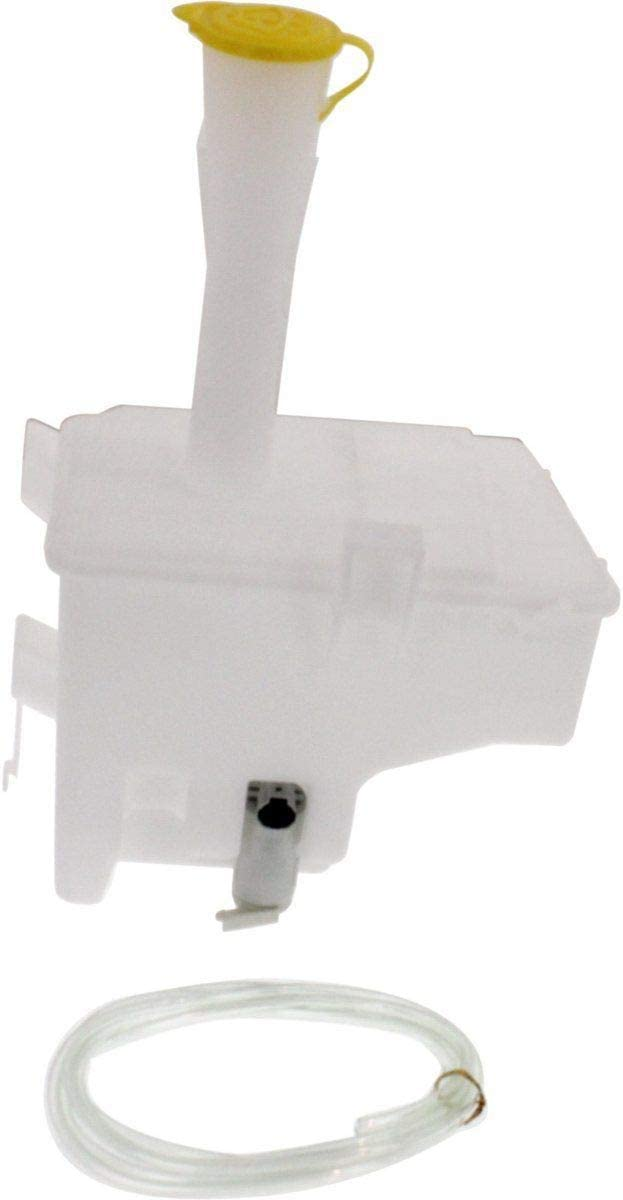 With Hole For Low Fluid Sensor NI1288106 New Windshield Washer Tank Assembly For 2000-2006 Nissan Sentra With Pump