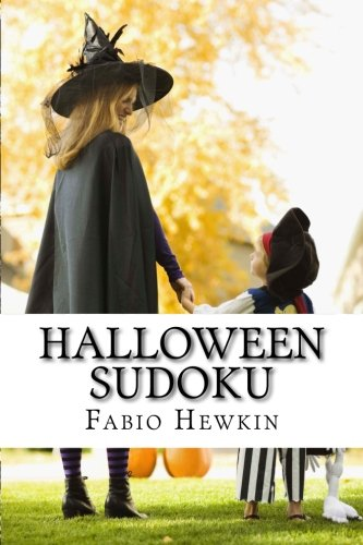 Halloween Sudoku : 150 Easy Sudoku Puzzles with Answers - Compact 6