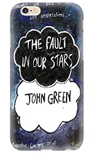Online Designs fault in our stars painted on a wall PC Hard new iphone 6 cases wangjiang maoyi