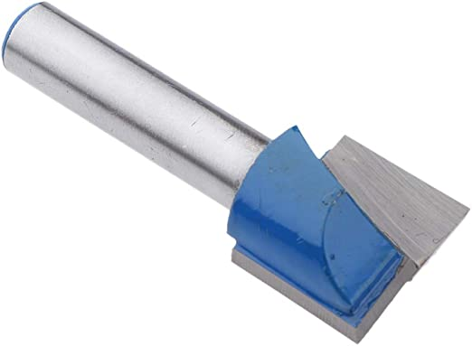 lange Lebensdauer Zweischneidig 8mm Schaft 8x16mm KESOTO Nutfr/äser Fr/äser Nuter Freser CNC Gravur Holzbearbeitung
