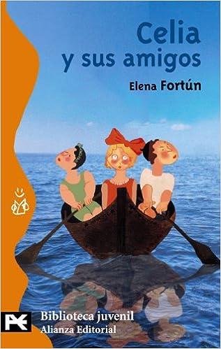 Celia y sus amigos El Libro De Bolsillo - Bibliotecas Temáticas - Biblioteca Juvenil: Amazon.es: Elena Fortún, Gori Muñoz: Libros