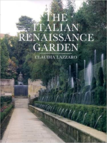 Italian Renaissance Garden From The Conventions Of Planting