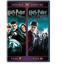 Harry Potter Double Feature: Harry Potter and the Order of the Phoenix /Harry Potter and the Half-Blood Prince (2012)