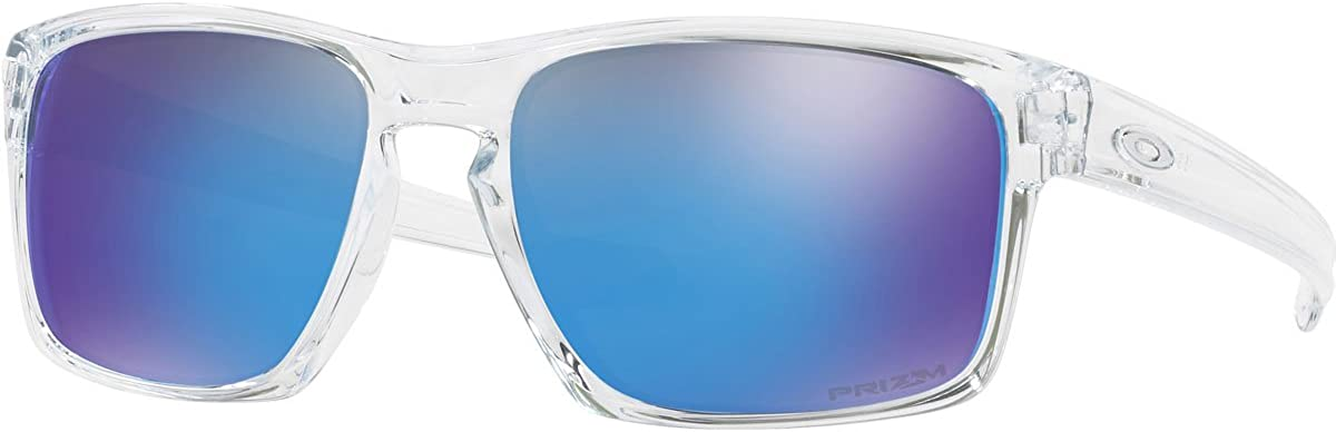 OAKLEY 0OO9262 Gafas de sol, Polished Clear, 57 para Hombre