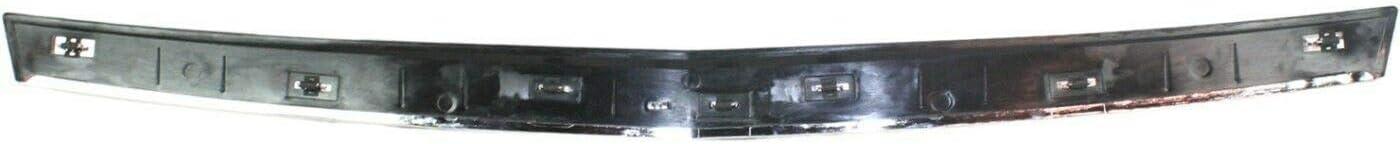 GM1235107 Make Auto Parts Manufacturing Hood Molding Trim Chrome For Cadillac Escalade 2007 2008 2009 2010 2011 2012 2013 2014
