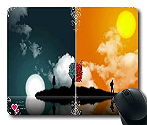 Missing You DIY Design Custom Mouse Pad Gaming Mousepad in 220MM*180MM*3MM -214074