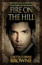 FIRE ON THE HILL: A Novel From Ireland's Pas. (A Stand-Alone Novel and also  Book # 2 of The Liberty Trilogy)