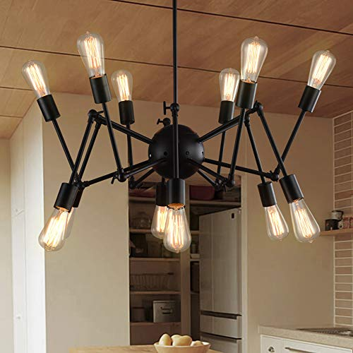 Octopus Pendant Light in US - 9