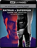 BATMAN V SUPERMAN: DOJ UE (Remastered)(4K)