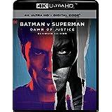Batman V Superman - Dawn Of Justice (4K) [Blu-ray]