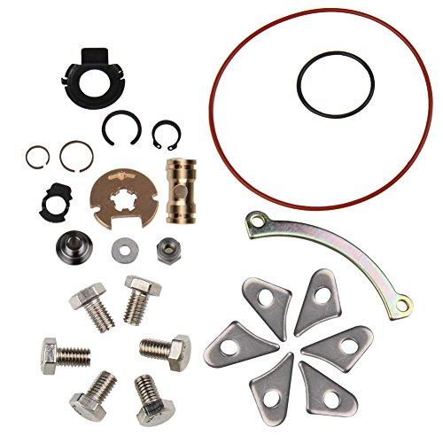 Bmw Turbo Kit (Big-Autoparts VW K03 KO3 KO4 K04 Turbo Rebuild Kit for Chevy Mazda Audi GM BMW)