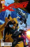 #8: Uncanny X-Force #7 VF/NM ; Marvel comic book