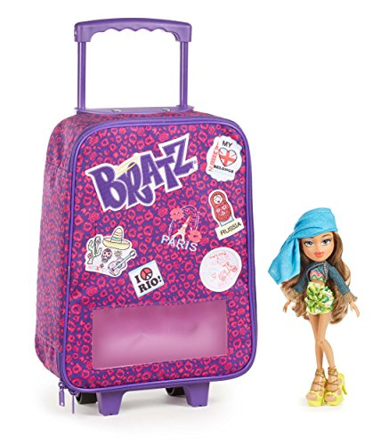 Bratz Study Abroad Case with Yasmin Doll