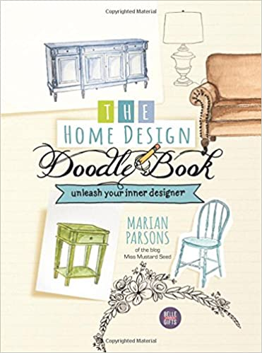 The Home Design Doodle Book: Marian Parsons: 9781424554133: Amazon.com:  Books
