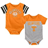 Outerstuff NCAA Tennessee Volunteers Newborn & Infant Vintage Baby 2pc Bodysuit Set, Multi, 6-9 Months