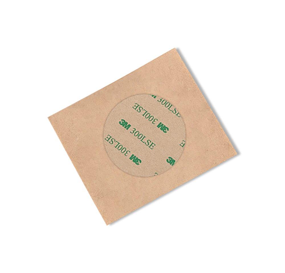 Tapecase 9495LE circle-2.500 '-100 adhesive transfer tape Converted from 3 m 9495LE, 6,3 cm diametro cerchio (confezione da 100) 3cm diametro cerchio (confezione da 100) 3M 9495LE CIRCLE-2.500-100