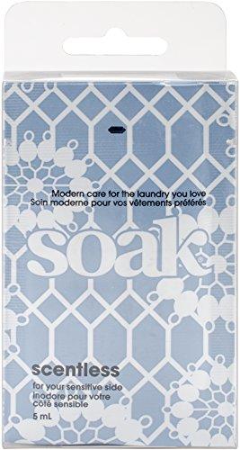 Soak Wash - Soak ST05-6 Minisoak Travel Pack-Scentless