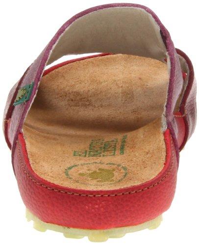 El Naturalista Womens Ikebana N130 Sandal Tibet/Rioja/Lila G3VXdBie
