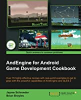 AndEngine for Android Game Development Cookbook Front Cover