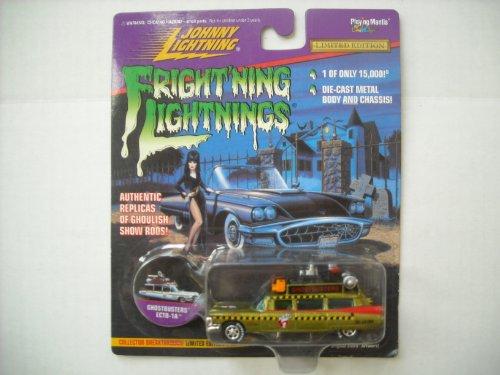 Johnny Lightning Frightning Lightnings Ghostbuster Ecto-1A