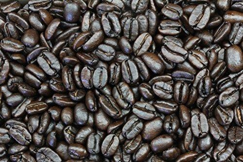BrownDuck Sumatra 'Black Satin' Gourmet Dark Roast Single Origin Coffee (Whole Bean) (Sumatra Mandheling Gourmet Coffee)
