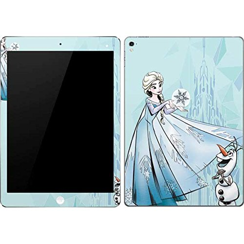 Frozen iPad Pro 9.7in Skin - Elsa and Olaf Vinyl Decal Skin For Your iPad Pro 9.7in