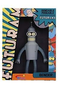 Futurama Bender bendable Doll Toy