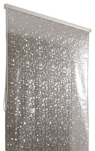 Kleine Wolke 3321213747 Duschrollo für Kleine Wolke-Leerkassette, 128 x 240 cm, perlmutt