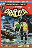 img - for Tomb of Dracula Omnibus, Vol. 1 book / textbook / text book