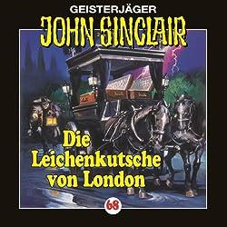 Die Leichenkutsche von London (John Sinclair 68)