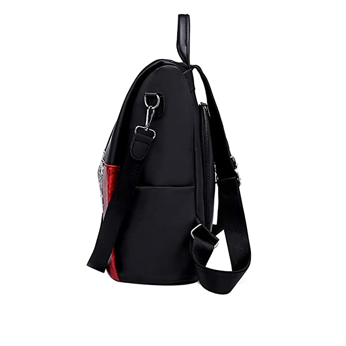 99107c2a50a2 Amazon.com: AgrinTol Woman Backpack Sleek Minimalist Large Capacity ...