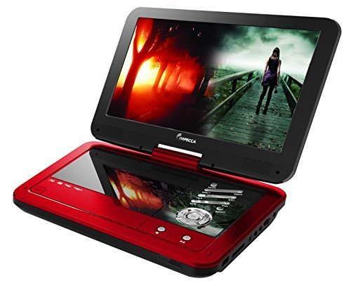Impecca 10.1 Inch Portable DVD Player