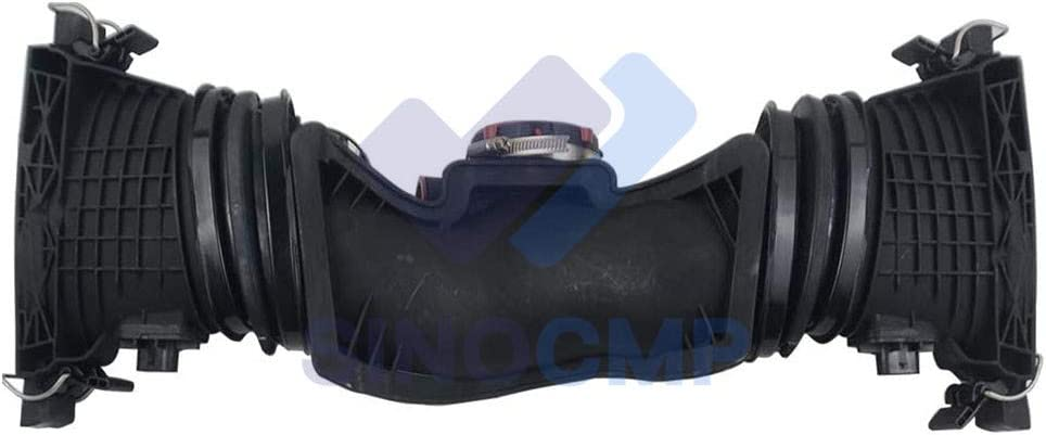 3 Month Warranty SINOCMP A6420901642 Air Mass Meter Air Cleaner Intake-Duct Hose for Mercedes M642 W166