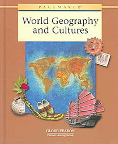 Pacemaker World Geography and Cultures 2nd edition