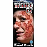 Tinsley Transfers Temporary Tattoo - Road Rash by Tinsley Transfers