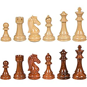 chess set amazon nero high polymer heavy weighted chess 29756