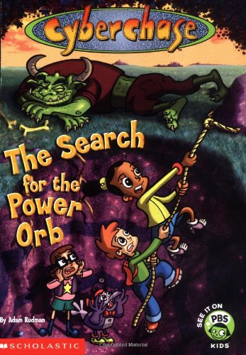 Cyberchase - The Search for the Power Orb